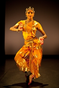 "Shantala Shivalingappa in ""Akasha."" Photo by Elian Bahcini."