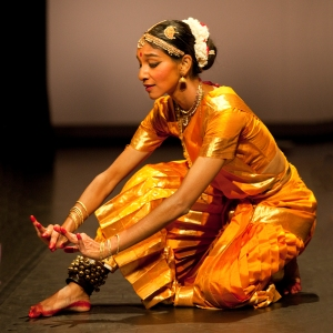 "Shivalingappa in ""Akasha."" Photo by Elian Bachini."