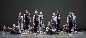 American Ballet Theatre in Alexei Ratmansky's Symphony #9. © Gene Schiavon
