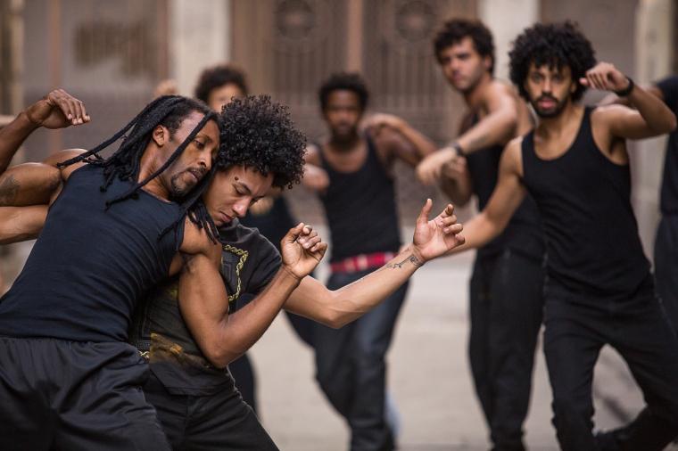 Companhia Urbana de Dança in Rio. ©Companhia Urbana