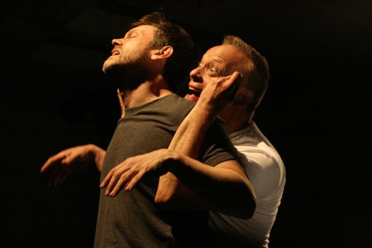 Stephen Donovan and Mark Dendy. Photo by Marisa @RockPaper