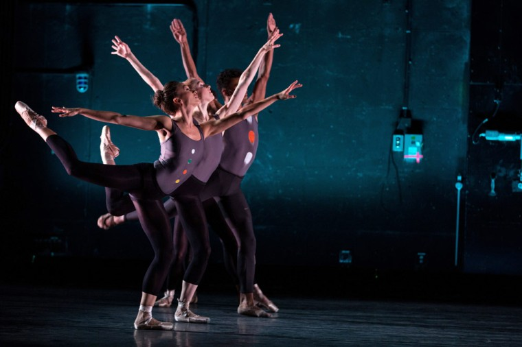 BalletCollective in All That We See. © Matthew Murphy.