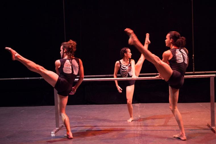 MalPaso Dance Company publicity image by Lili Dosina.